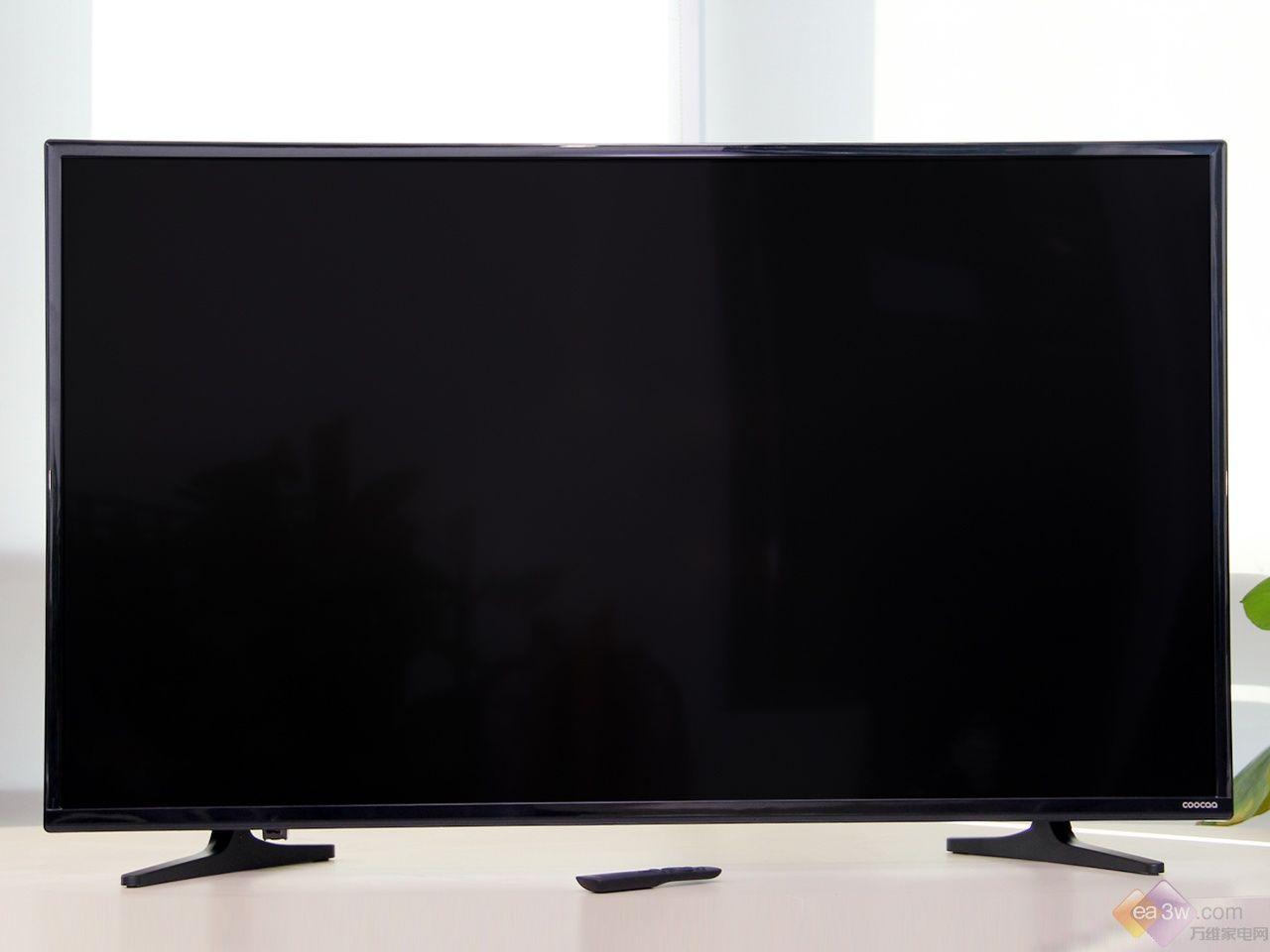 低调又巧妙的家居融合 酷开KX49智能电视图赏