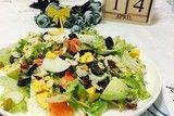 每日一道家常菜:牛油果鸡蛋沙拉