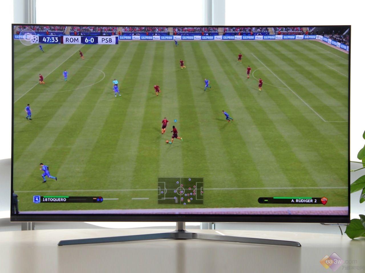 备战世界杯必看!海信ULED电视璀璨NU8800首测