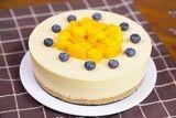 每日一道家常菜:免烤箱的芒果慕斯蛋糕