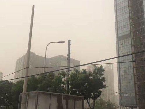北京遭遇沙尘天气!口罩和净化器你准备好了吗?