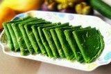 每日一道家常菜:菠菜虾皮蛋饼