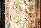 每日一道家常菜:香烤牛奶燕麦香蕉