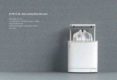每日好物:弹出式洗衣机听过?漂一族的福利