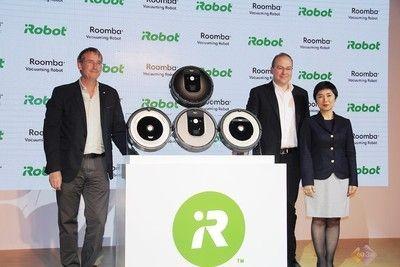 iRobot全面发力智能扫地机,目标智慧家庭信息中枢