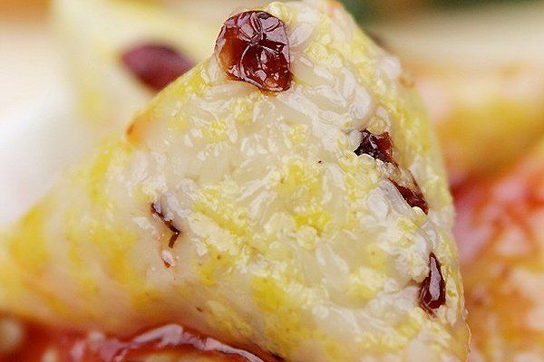 每日一道家常菜:蔓越莓杂粮粽