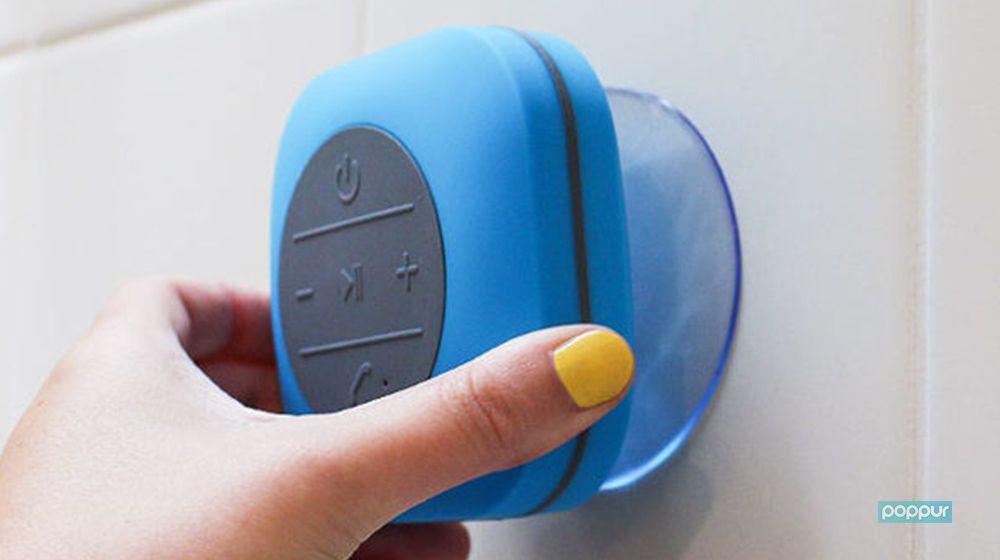 在浴室当麦霸?这款音箱让你成为自己的巨星