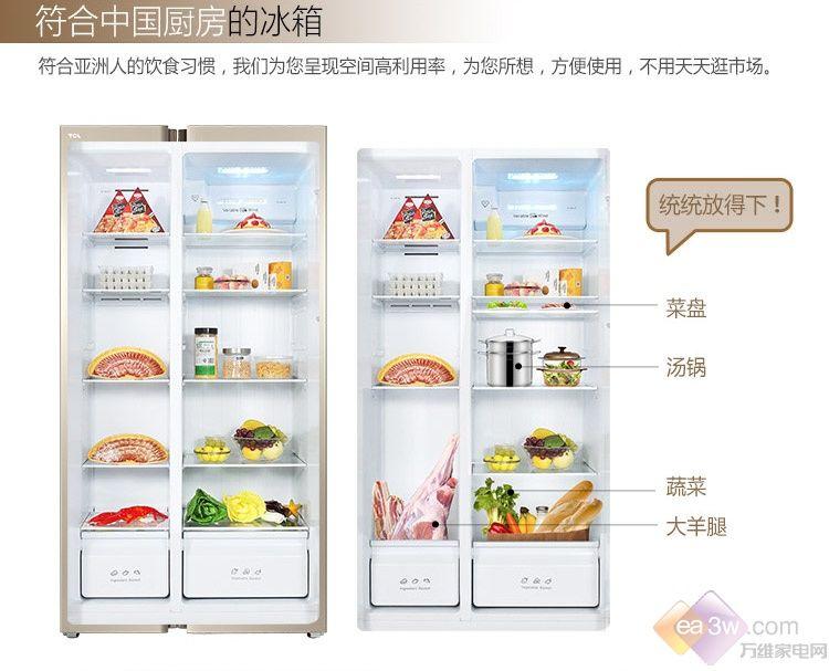 除霜不如无霜,夏日选这款TCL风冷冰箱就对了