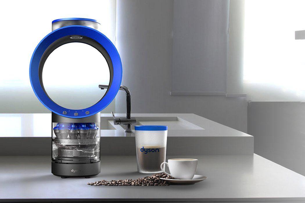 无叶片咖啡机?这创意可是越来越牛逼了