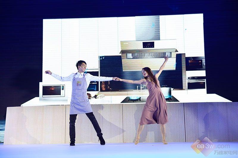 樱雪厨电发布2017双零新品,进入超级单品时代