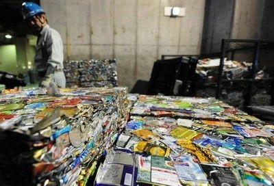 从日韩垃圾分类折射钱柜娱乐平台回收现状:路漫漫修远兮