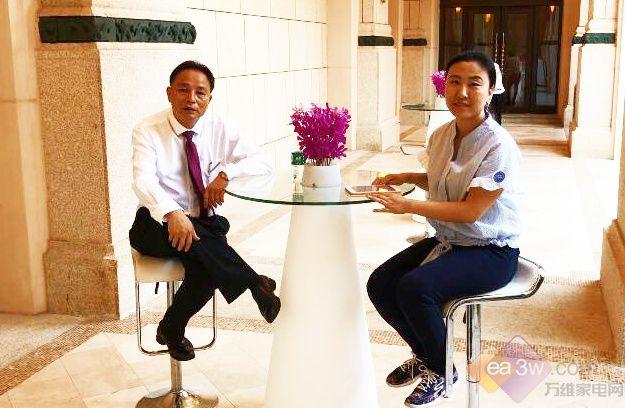樱雪李荣坤:用高端厨电书写未来,不为智能而智能