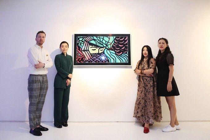 三星首发画•壁艺术电视,重新定义科技美学