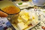 每日一道家常菜:杏仁豆腐,滋补小清新