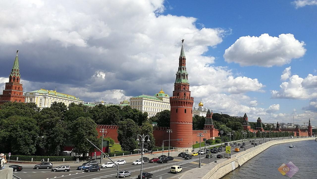 拿着荣耀9畅游了莫斯科,这些你肯定没玩过