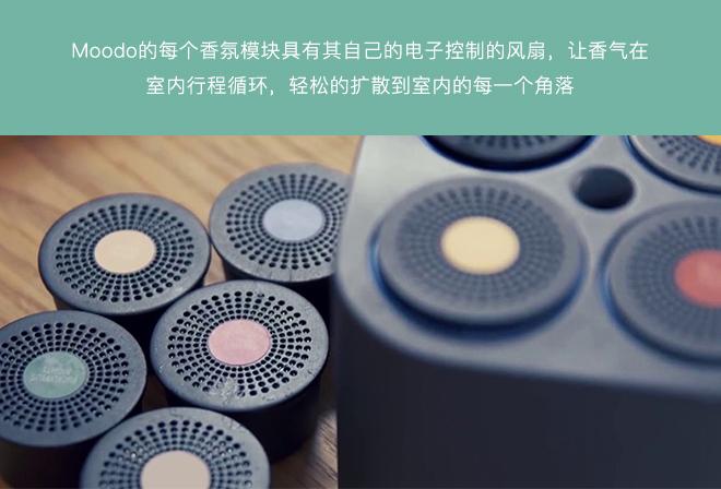 创意至上!智能香水盒,每一种香味都是独一