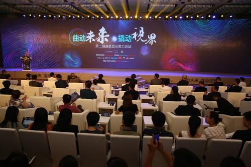 曲面显示进入2.0时代  第二届曲面显示论坛在京举行