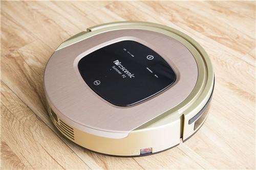 自动扫地机器人好用吗,规划式智能清扫更高效