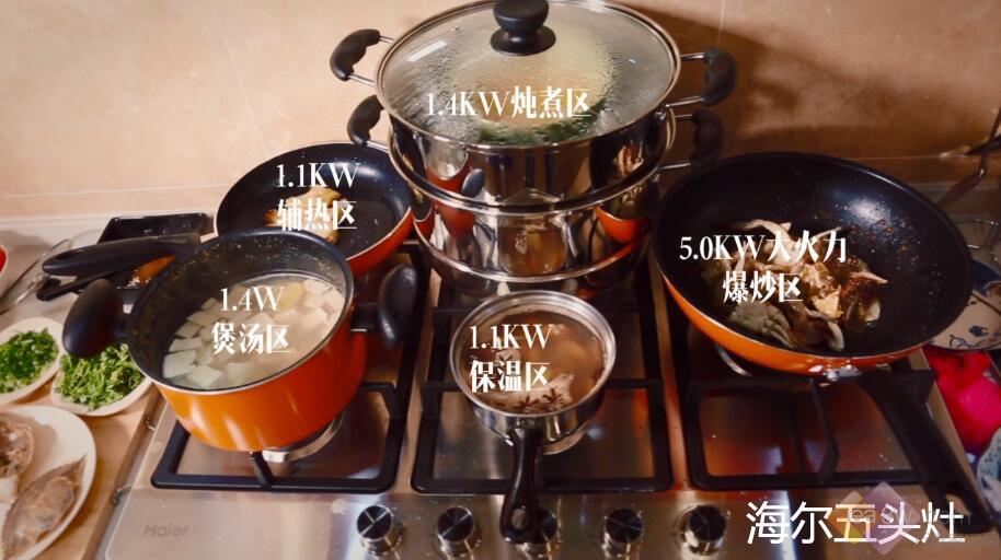 《美丽YOU生活》:多头灶——并联时间的高效烹饪之旅