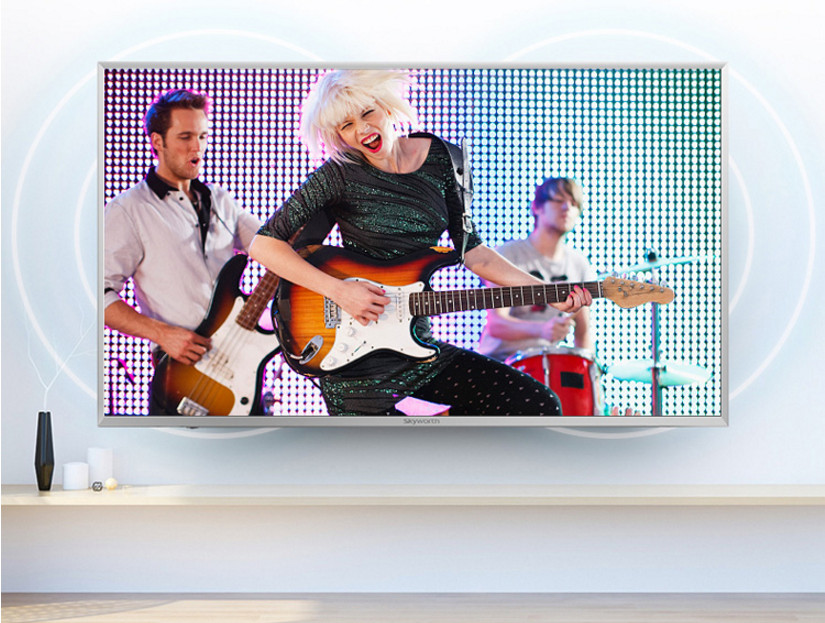 别傻傻的买,客厅换多大尺寸电视才合适?
