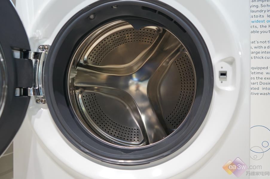 海尔的高端转型之路,直驱变频洗衣机IFA展引关注