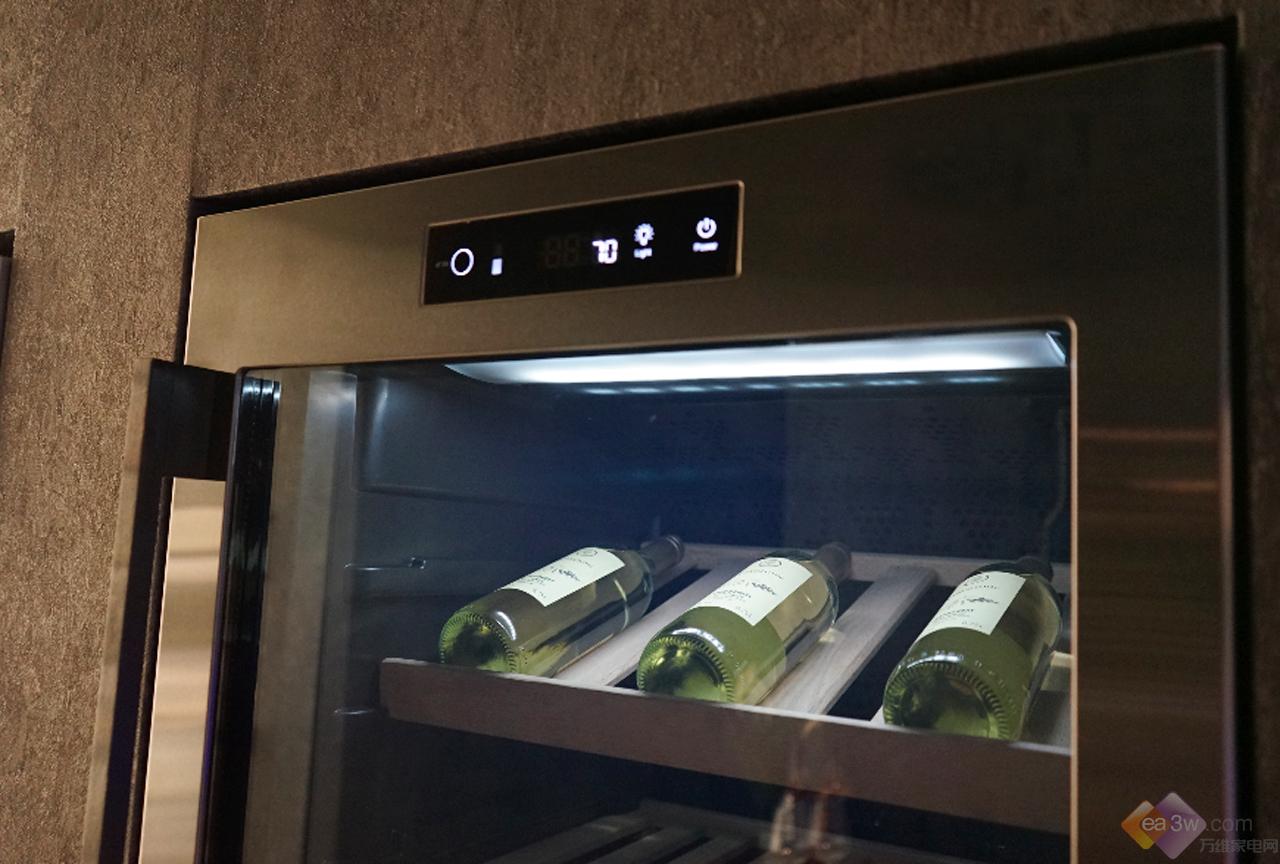 优雅即是生活!卡萨帝固态制冷酒柜惊艳亮相IFA展