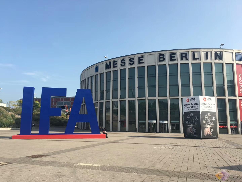 IFA 2017专访:海尔集团欧洲市场总经理 孙书宝
