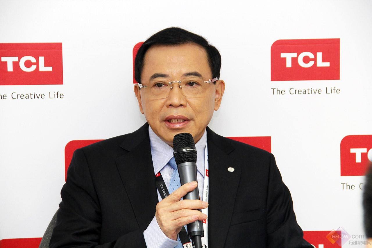 TCL李东生:三到五年超越三星,这个梦要敢去想