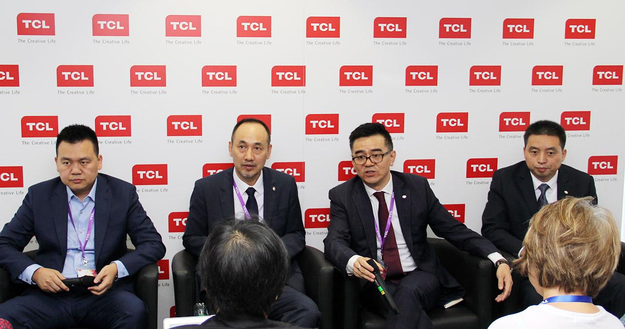 TCL薄连明:WOLED并不是真正的OLED,QLED才有未来