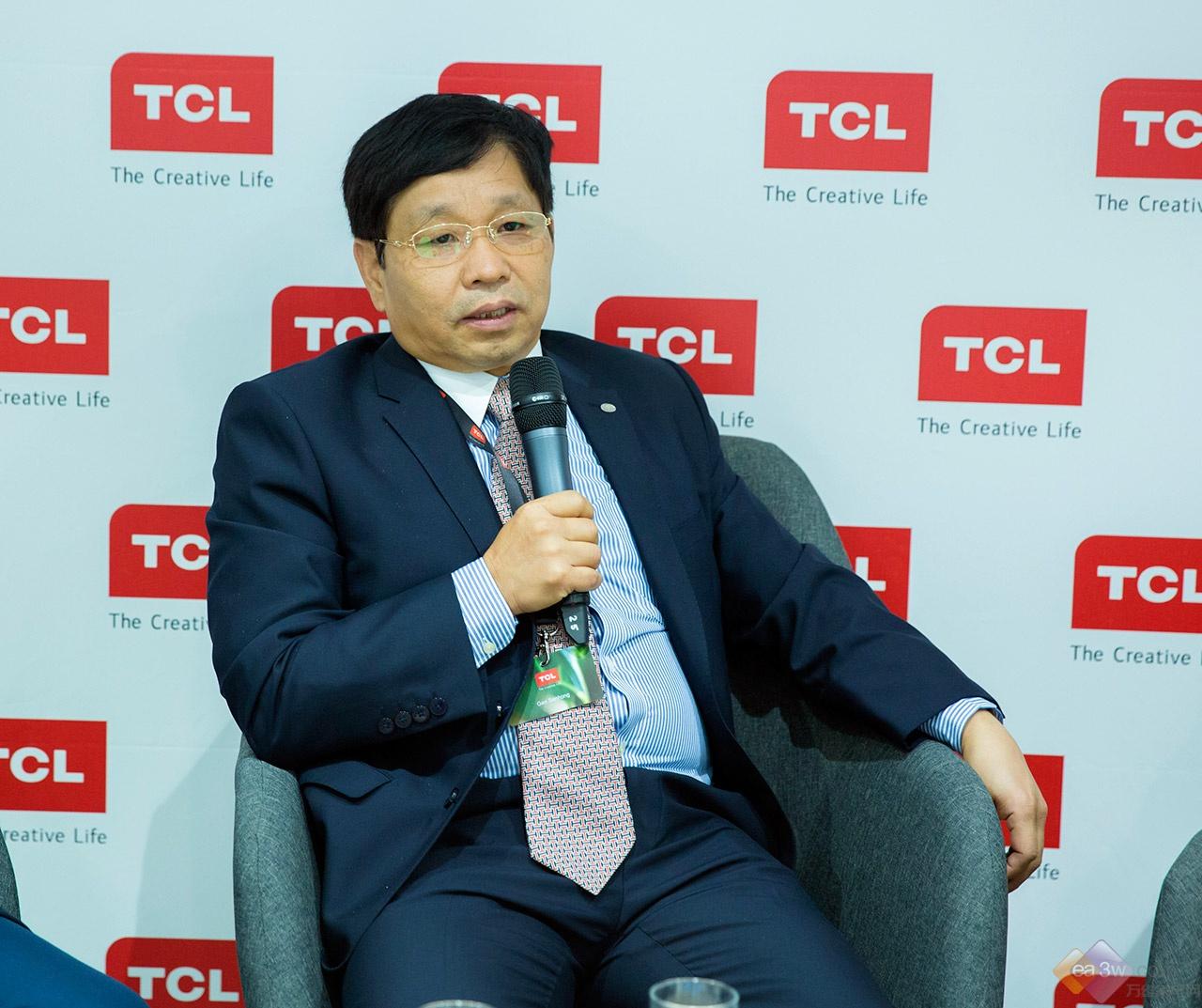 TCL李书彬:三年建8000家智能体验店,从电商抢市场