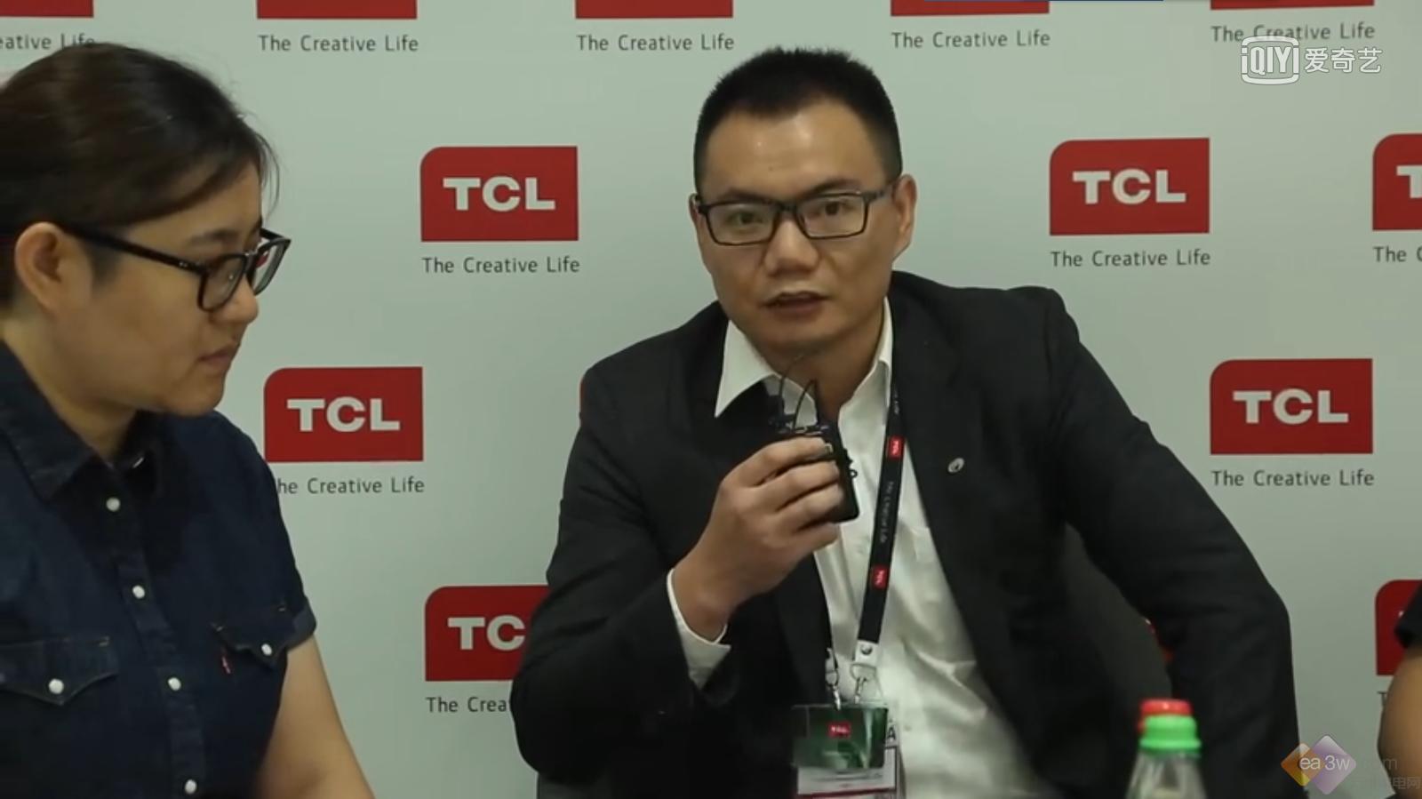 IFA2017专访:TCL白电海外营销总经理 尤志松