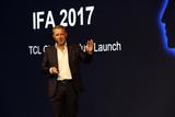 展示中国制造自信,TCL在德国IFA展举办全球电视新品发布会