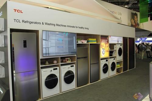 终结二次污染,TCL免污式洗衣机亮相IFA征战欧洲
