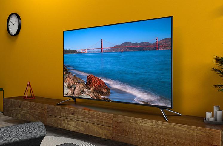 只要3000元,就能让你纵享4K超高清电视