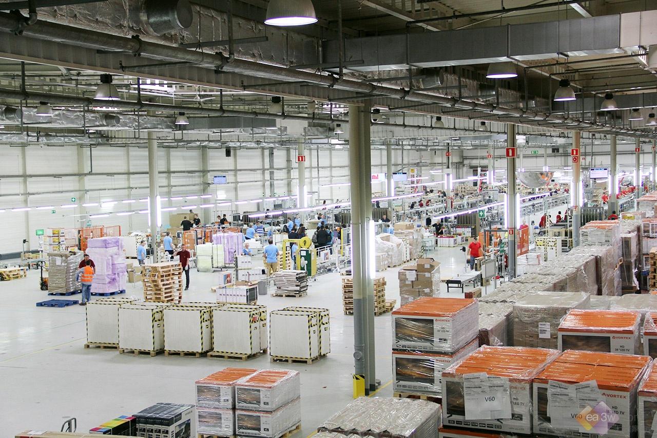 走进TCL波兰工厂,见证抢滩欧洲彩电市场的桥头堡