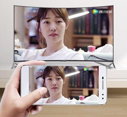 55寸曲面电视最适合的观看距离,55寸曲面电视推荐
