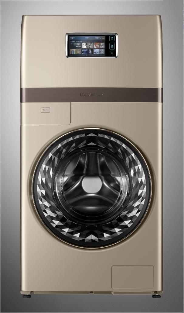 万元以上大盘点:为何选比佛利大器复式洗衣机