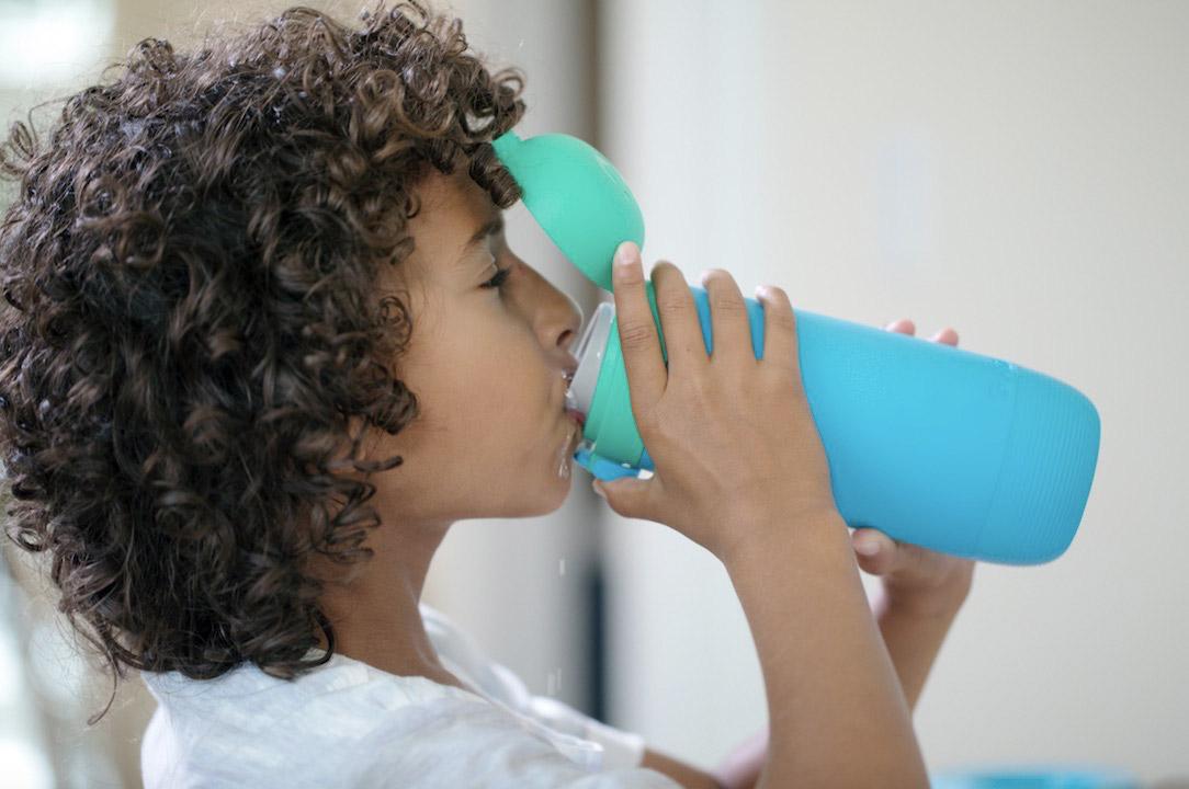 Gululu水精灵互动水杯升级 化身会讲话的儿童饮水好伙伴