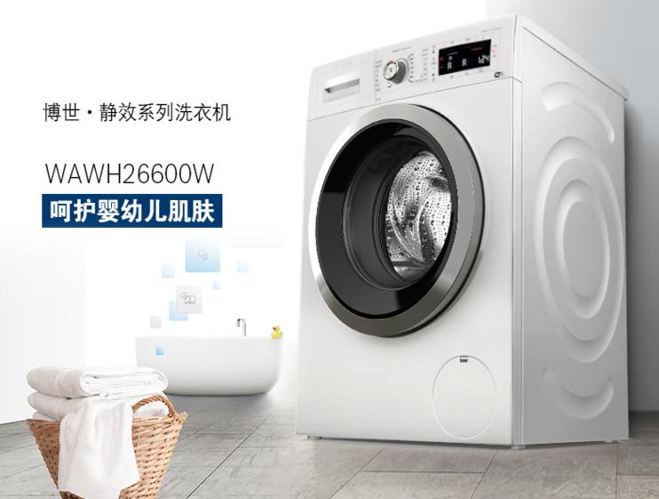 神秘商城:大品牌新品洗衣机等你来揭秘
