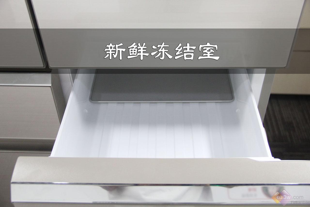 卡萨帝F+冰箱评测之:外观颜值对比