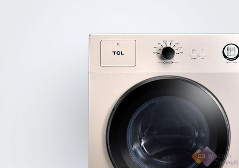 挑战洗烘滚筒价格观!TCL 2099元裸价直击