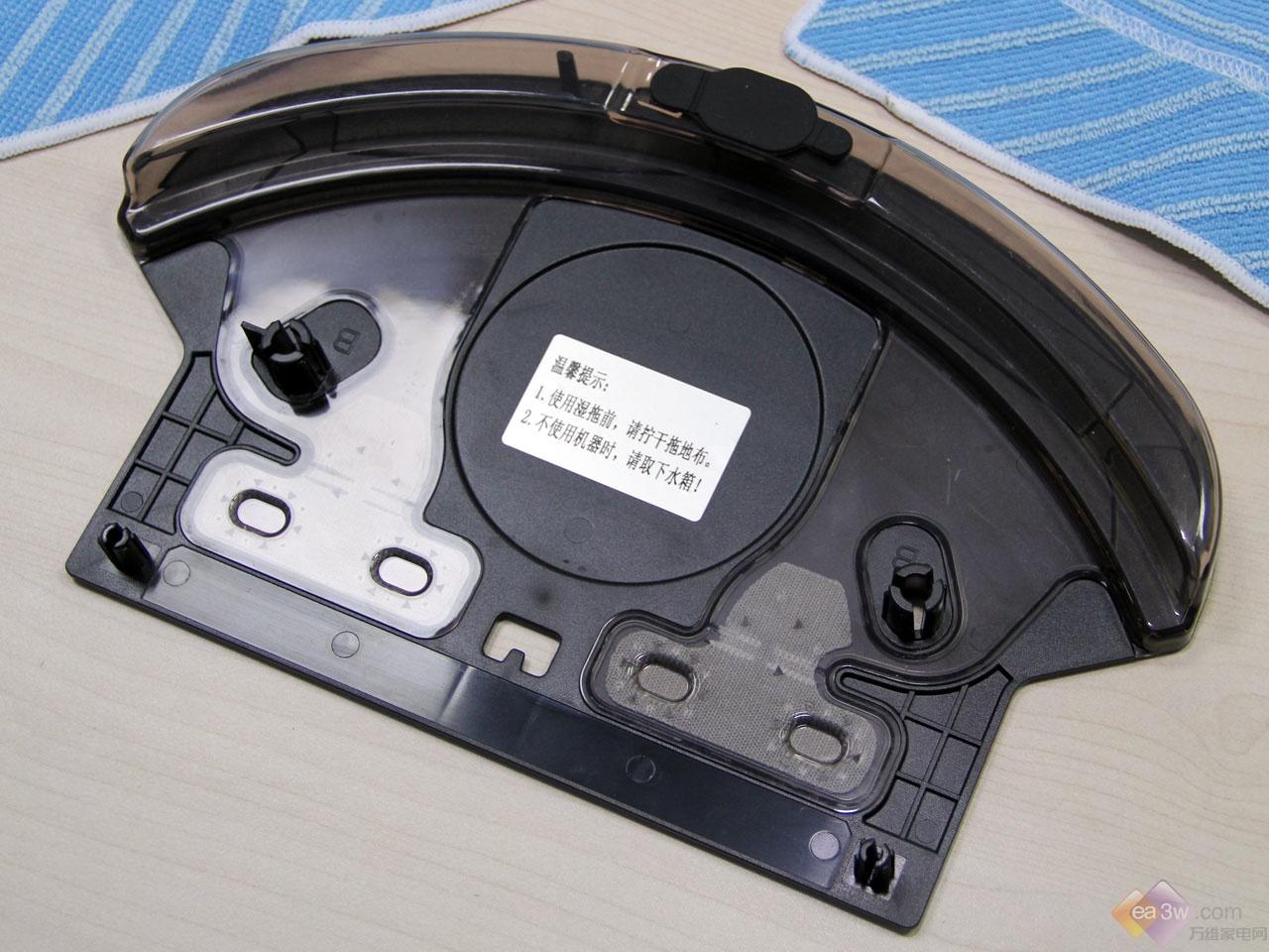 扫拖一体更方便,浦桑尼克790T扫地机器人真机图赏