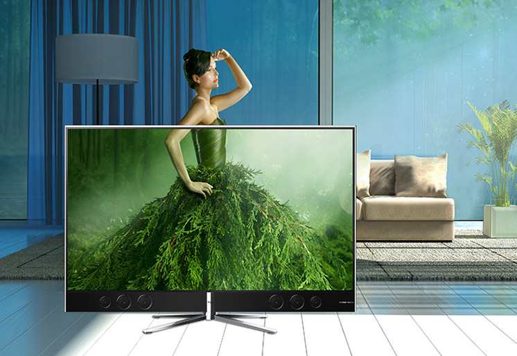 冬天该用什么姿势看大片,智能电视告诉你