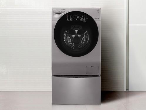不怕冬季阴冷,洗烘一体滚筒洗衣机即洗即穿