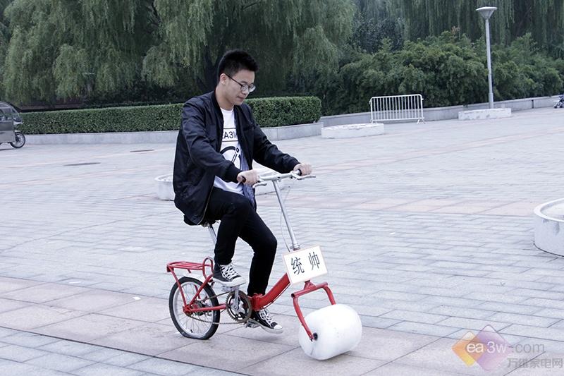 自行车CP白花蛇草水 这是一组你没见过的奇葩测试