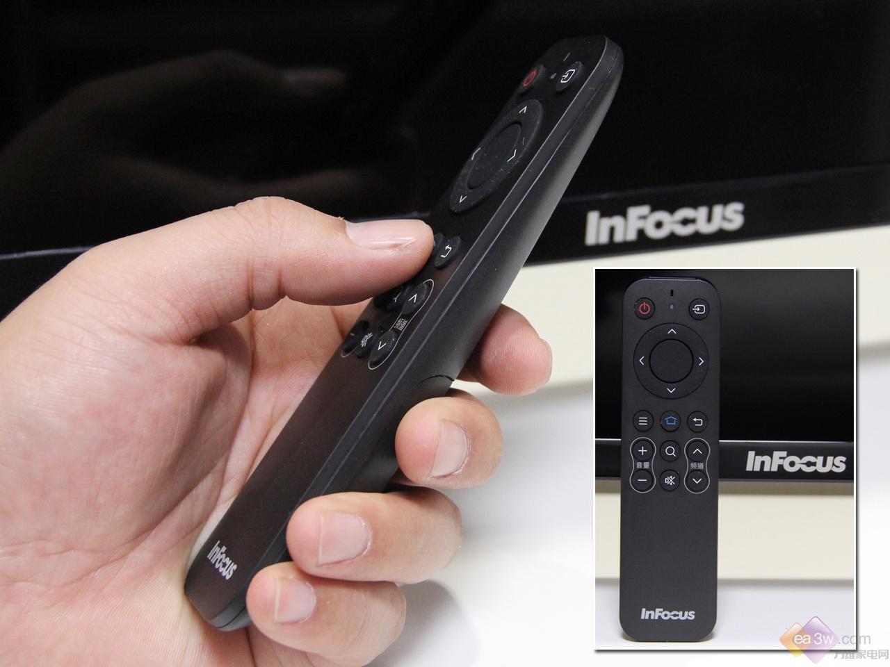 """让年轻人""""嗨""""起来,InFocus富可视50英寸液晶电视测评"""