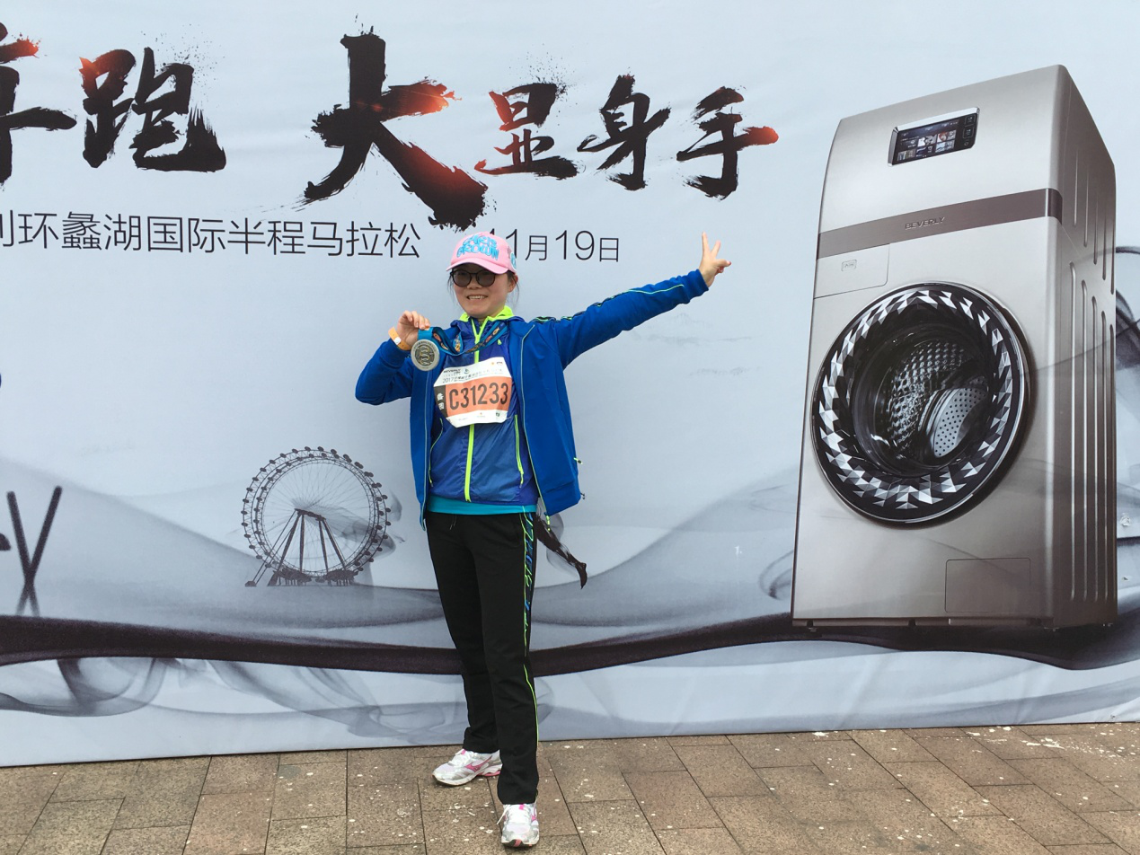 """11月19日比佛利惊现国际半程马拉松现场,这波""""大""""营销图片"""