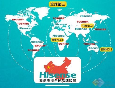 129亿日元收购东芝电视,海信加速全球布局