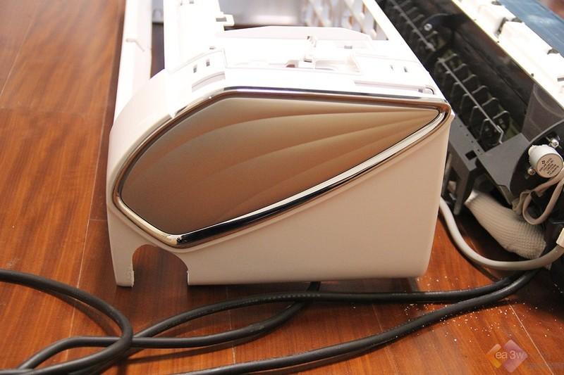 17分贝超静音设计 科龙静美人空调终极拆解图赏