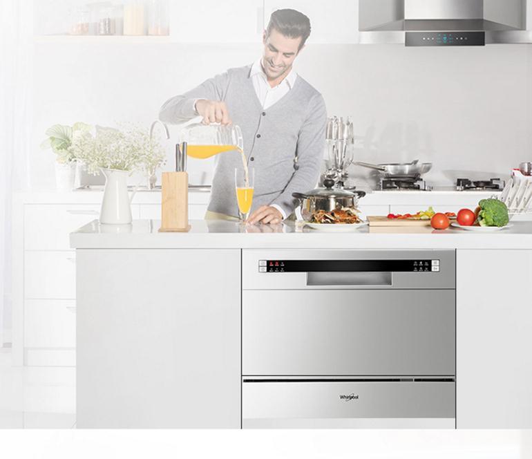 想要减少父母家务烦劳,何不试试送一台洗碗机
